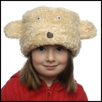 Berber Bear Hat