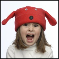 Red Dog Hat