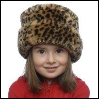 Leopard Fuzzy Furry