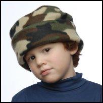 Camo Roll Hat